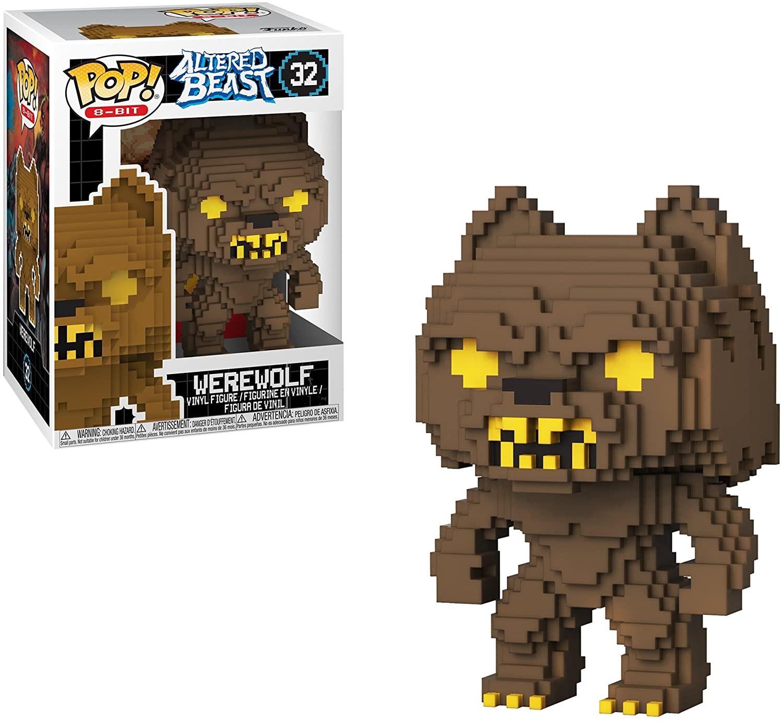 Funko Pop Alteread Beast Werewolf 32 8-Bit