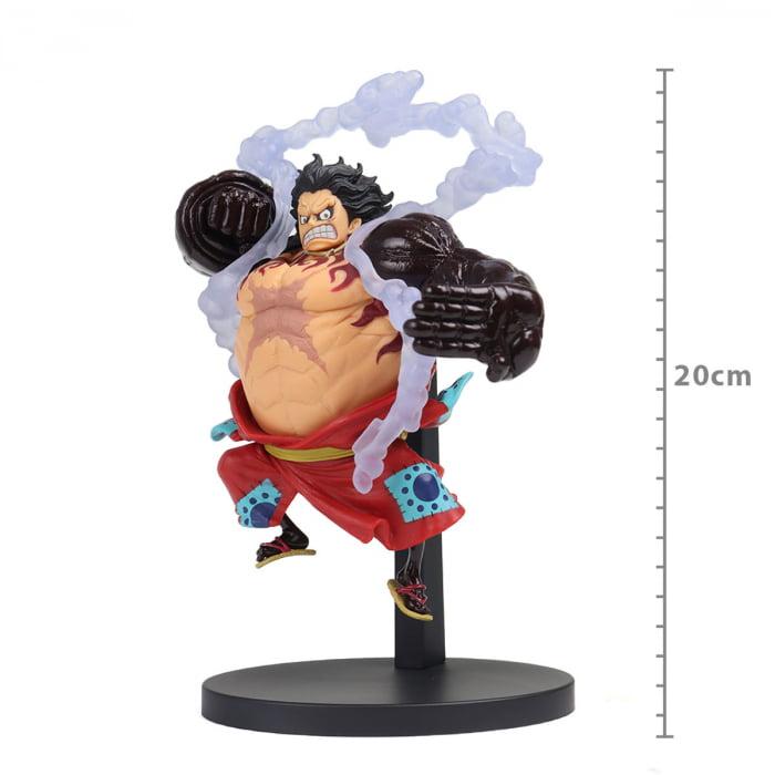Banpresto One Piece Monkey D. Luffy Gear 4 King of Artist - Bandai