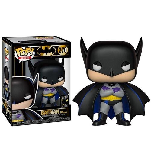 Batman 80th - Batman 1st Appearance #270 Funko Pop