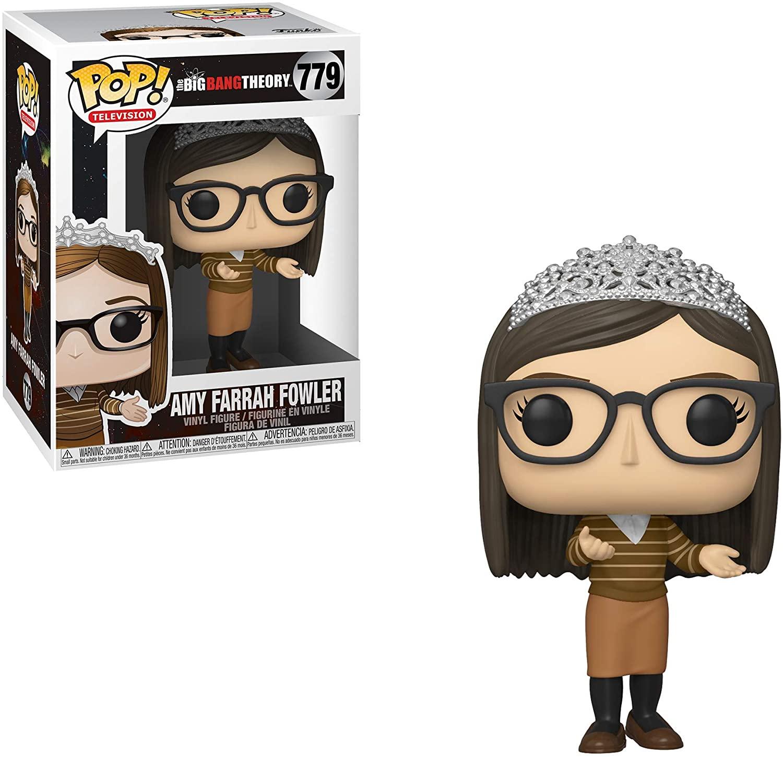 Big Bang Theory - Amy Farrah Fowler 779 Funko Pop