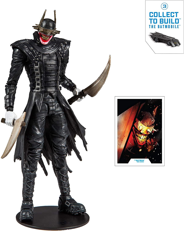 DC Multiverse - Batman Who Laughts McFarlane Toys