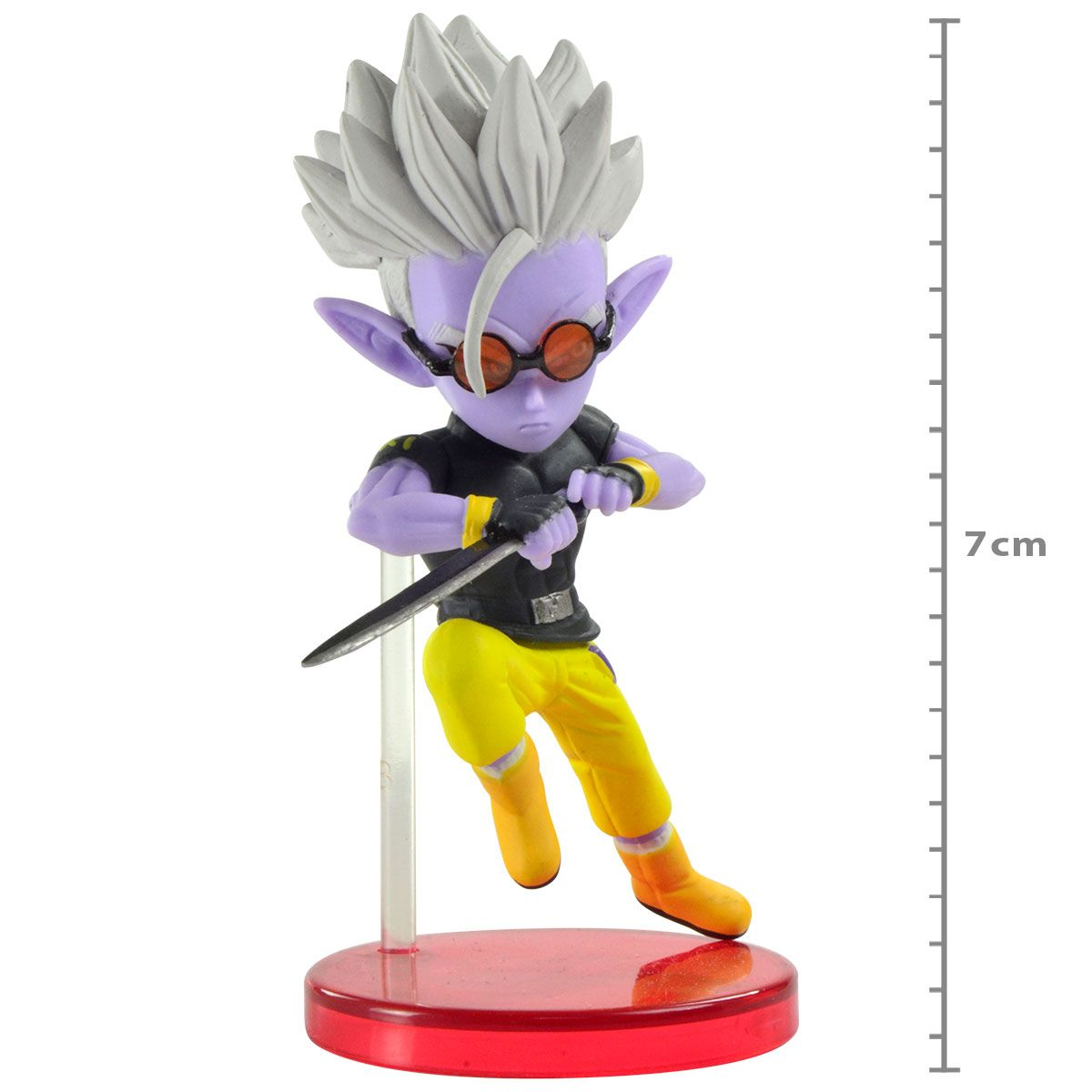 Dragon Ball Heroes - Super Fu - WCF Banpresto