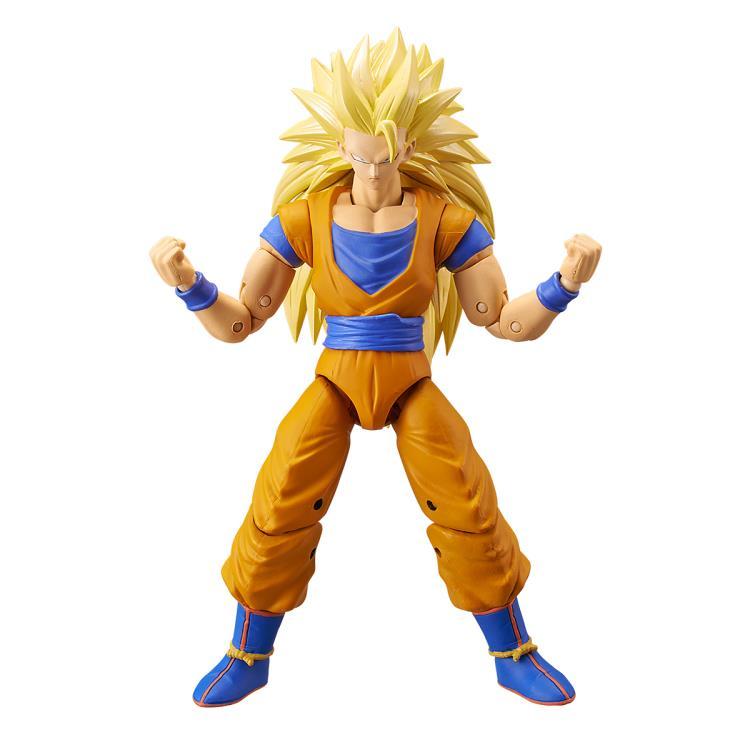 Dragon Ball Super - Super Saiyan 3 Son Goku (SSJ3) - Dragon Stars Series - Bandai