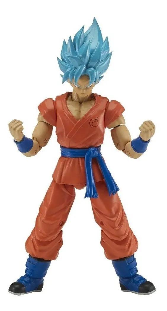 Dragon Ball Super - Super Saiyan Blue Son Goku - Dragon Stars Series - Bandai