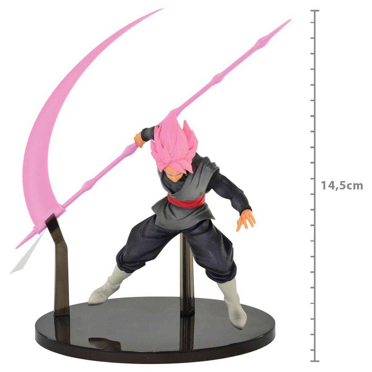 Dragon Ball Super - Super Saiyan Rose Goku Black - BWFC World Figure Colosseum2 Banpresto