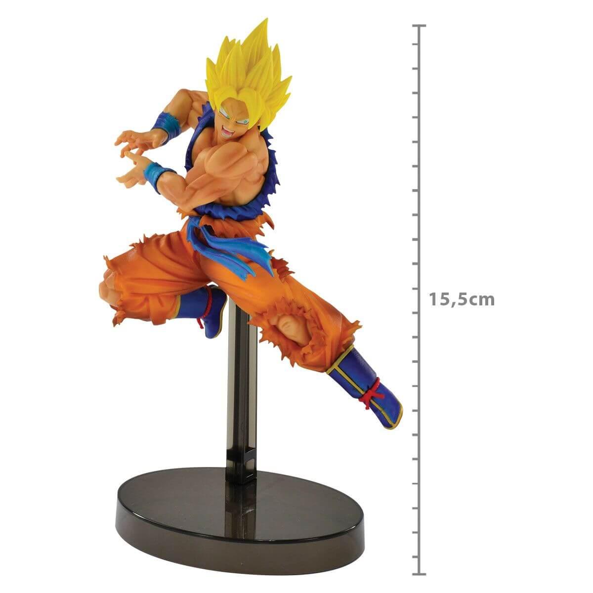 Dragon Ball Super - Super Saiyan Son Goku - Z Battle - Banpresto