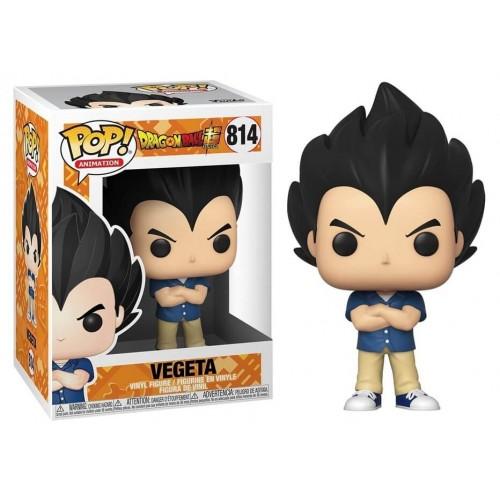Dragon Ball Super - Vegeta Casual 814 Funko Pop