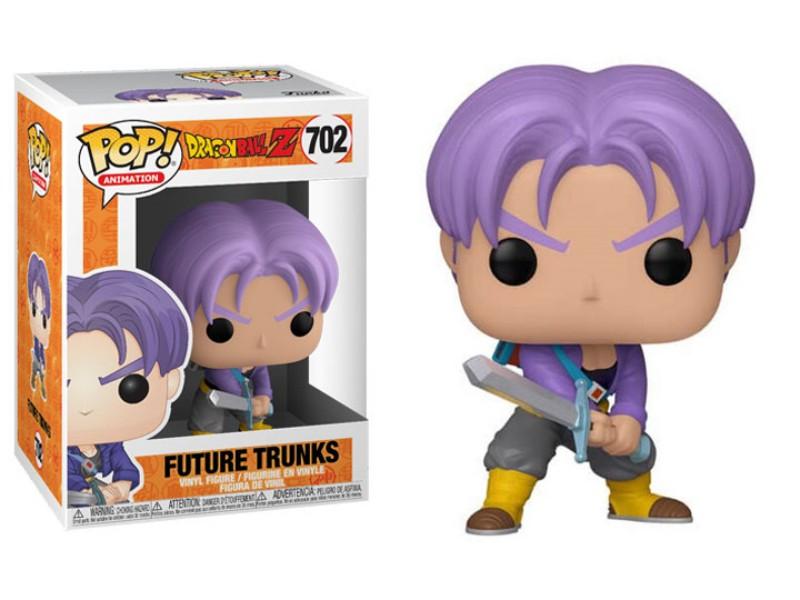Dragon Ball Z - Future Trunks 702 Funko Pop