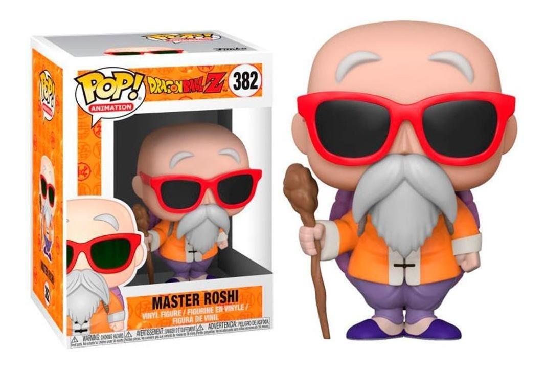 Dragon Ball Z - Master Roshi (Mestre Kame) #382 Funko Pop