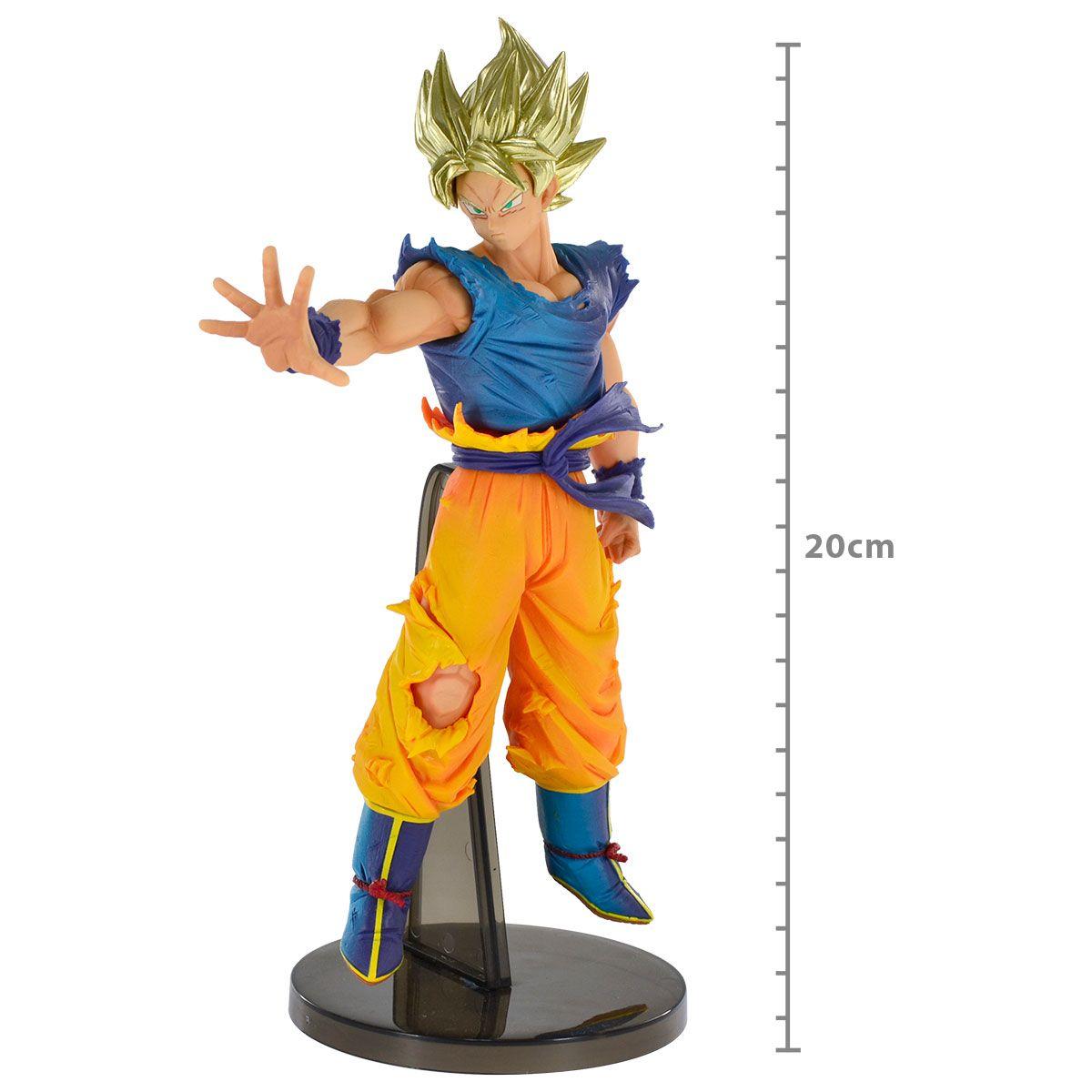 Dragon Ball Z - Son Goku Super Saiyajin - Blood of Saiyans - Bandai Banpresto