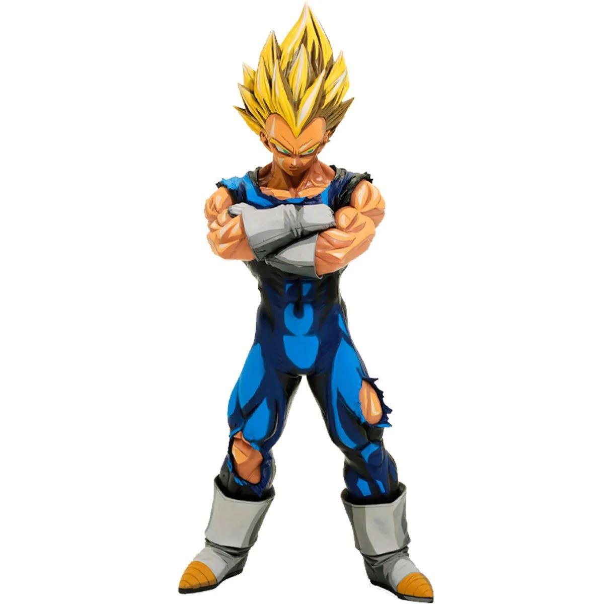 Dragon Ball Z - Vegeta Super Saiyajin - Grandista Manga Dimensions - Bandai Banpresto