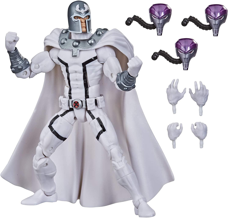 Marvel Legends Magneto X-Men BAF Tri-Sentinel