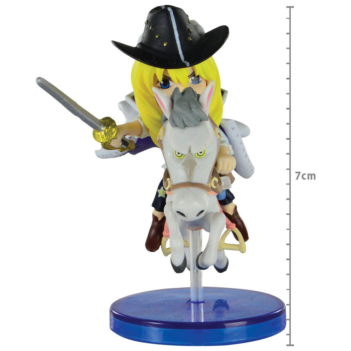Banpresto One Piece Cavendish World Collectible Figure WCF Oriental Zodiac