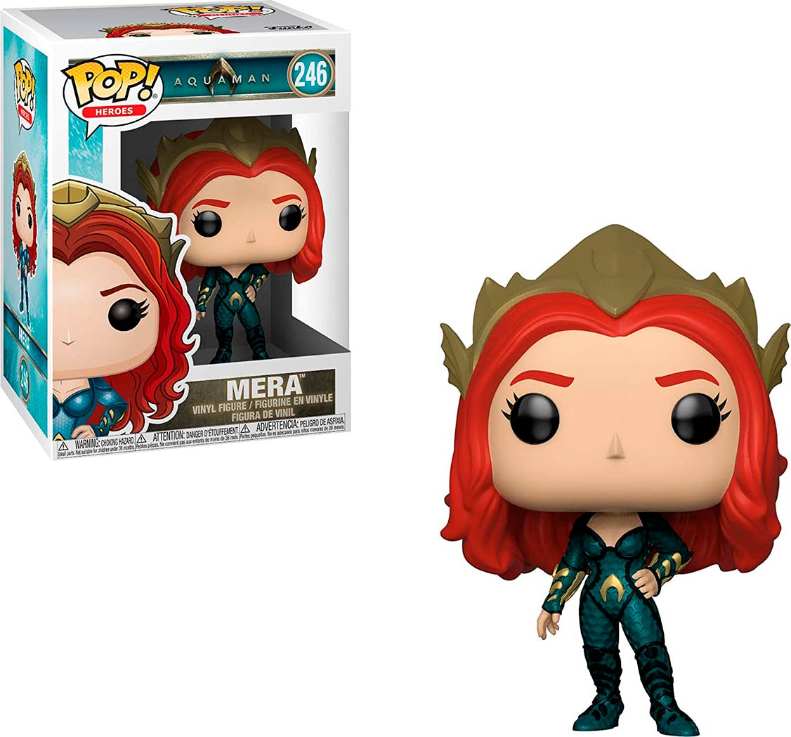 Funko Pop Mera 246 Aquaman
