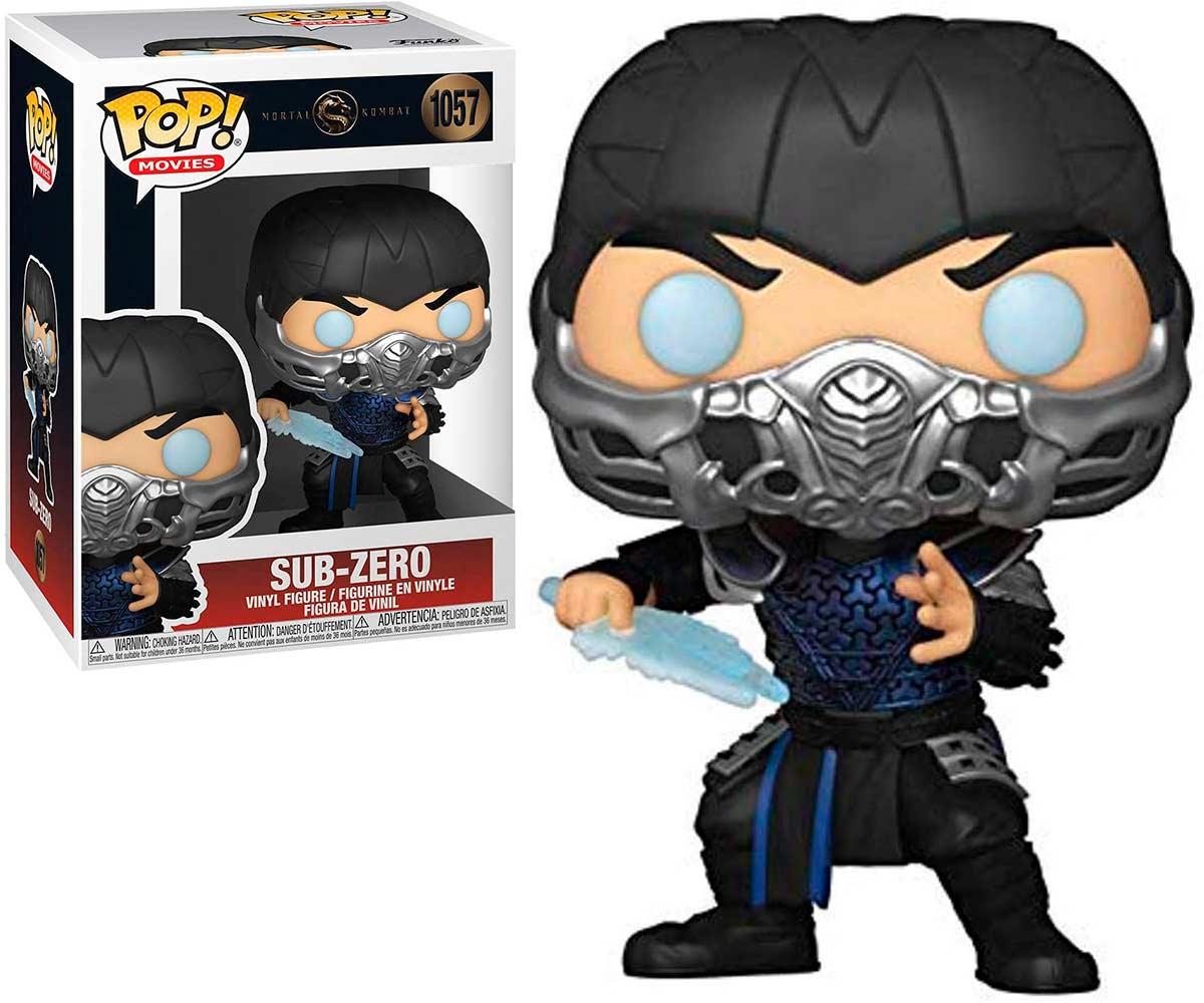 Funko Pop Mortal Kombat Sub-Zero 1057