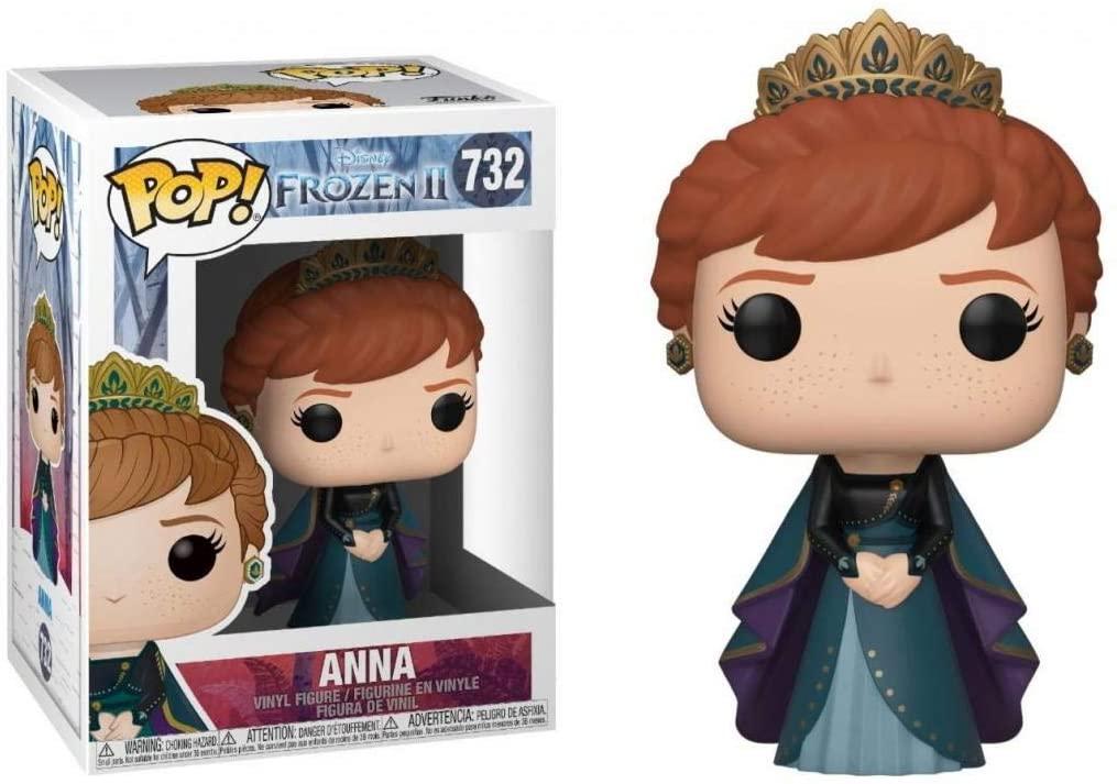 Funko Pop Anna Epilogue Dress 732 - Frozen II