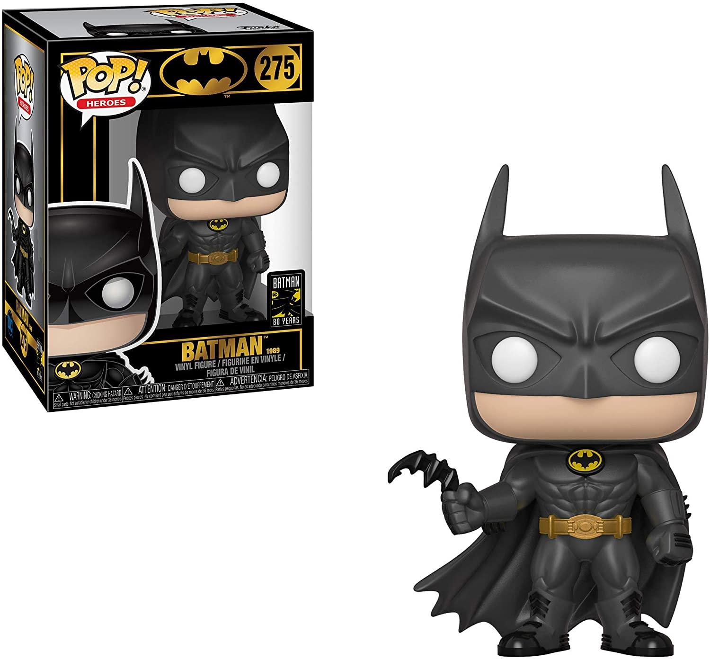 Funko Pop Batman 1989 275 - Batman 80 Years