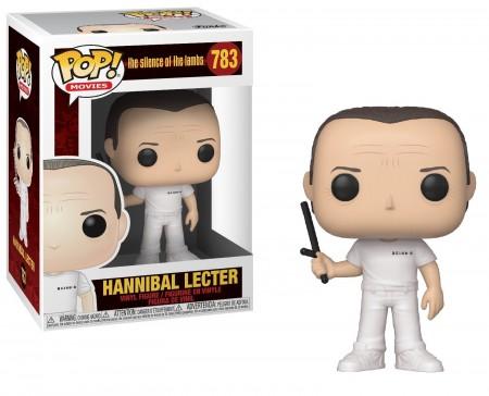 Funko Pop Hannibal Lecter 787 - O Silêncio dos Inocentes