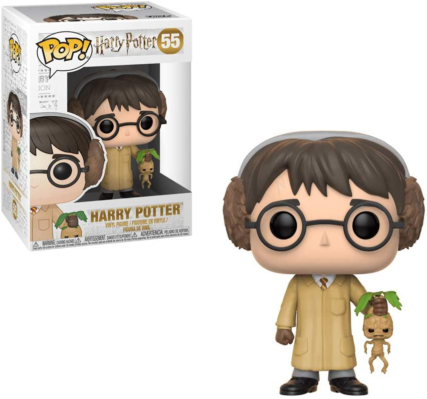 Funko Pop Harry Potter Herbology 55 - Harry Potter