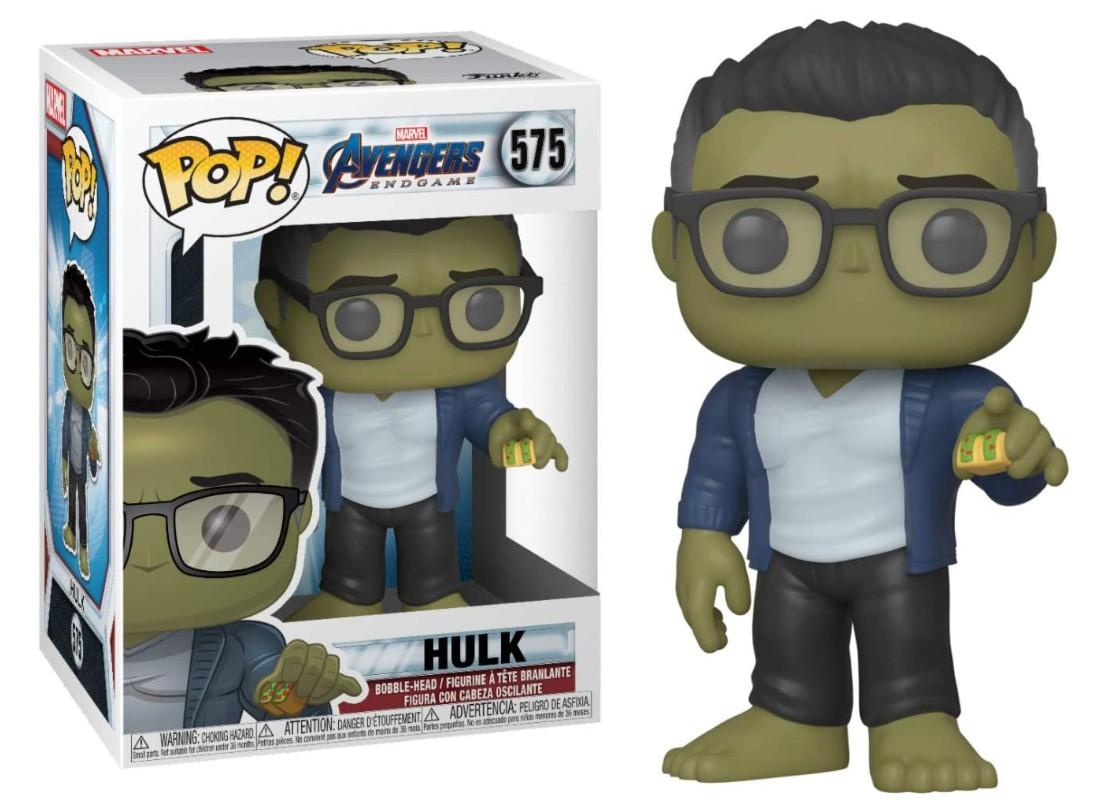 Funko Pop Hulk Taco 575 - Vingadores Ultimato