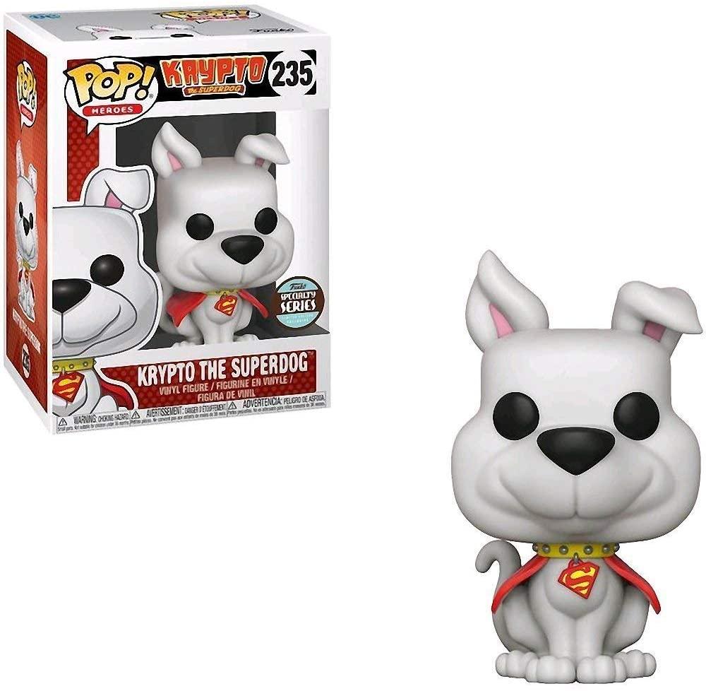 Funko Pop Krypto The Superdog 235 DC Heroes