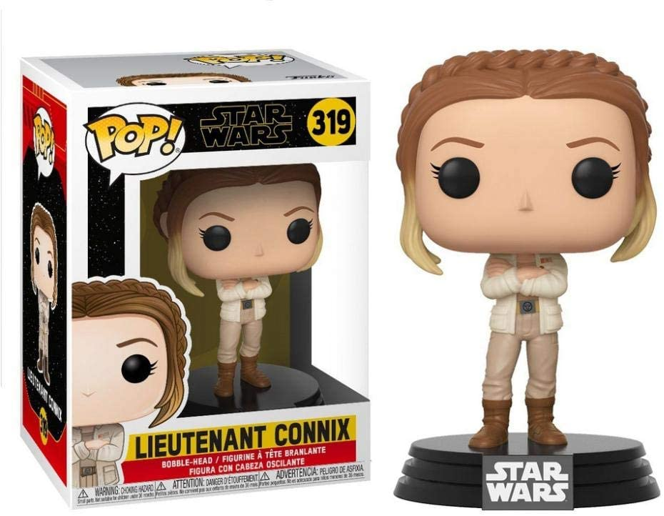 Funko Pop Liutenant Connix 319 - Star Wars The Rise Of Skywalker