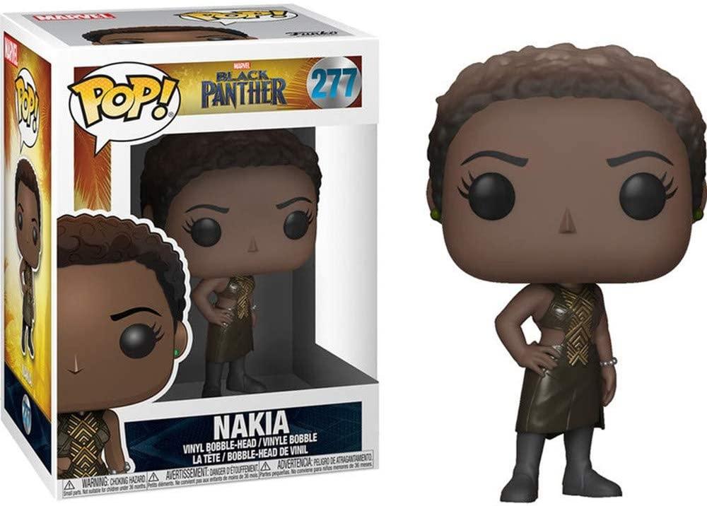 Funko Pop Nakia 277 - Pantera Negra (Black Panther)