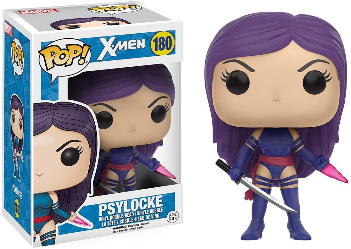 Funko Pop Psylocke 180 - X-Men