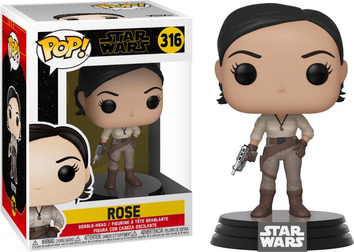 Funko Pop Rose 316 - Star Wars The Rise of Skywalker