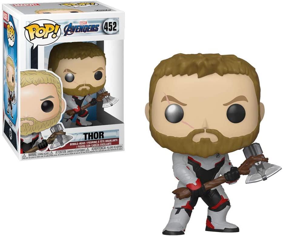 Funko Pop Thor 452 Vingadores Ultimato