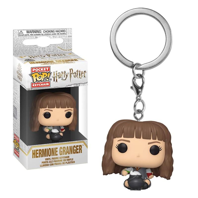 Chaveiro Hermione Granger Potion Cauldron Funko Pocket Keychain Harry Potter