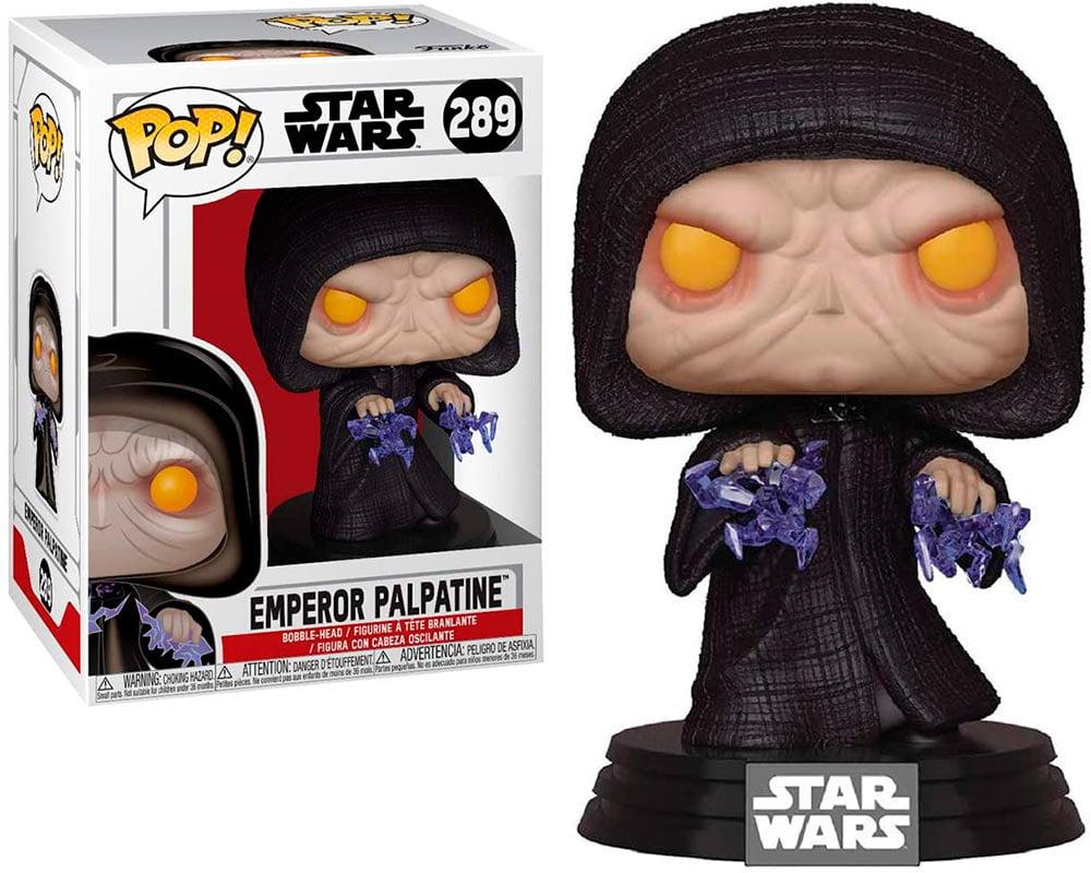 Funko Pop Emperor Palpatine 289 Star Wars