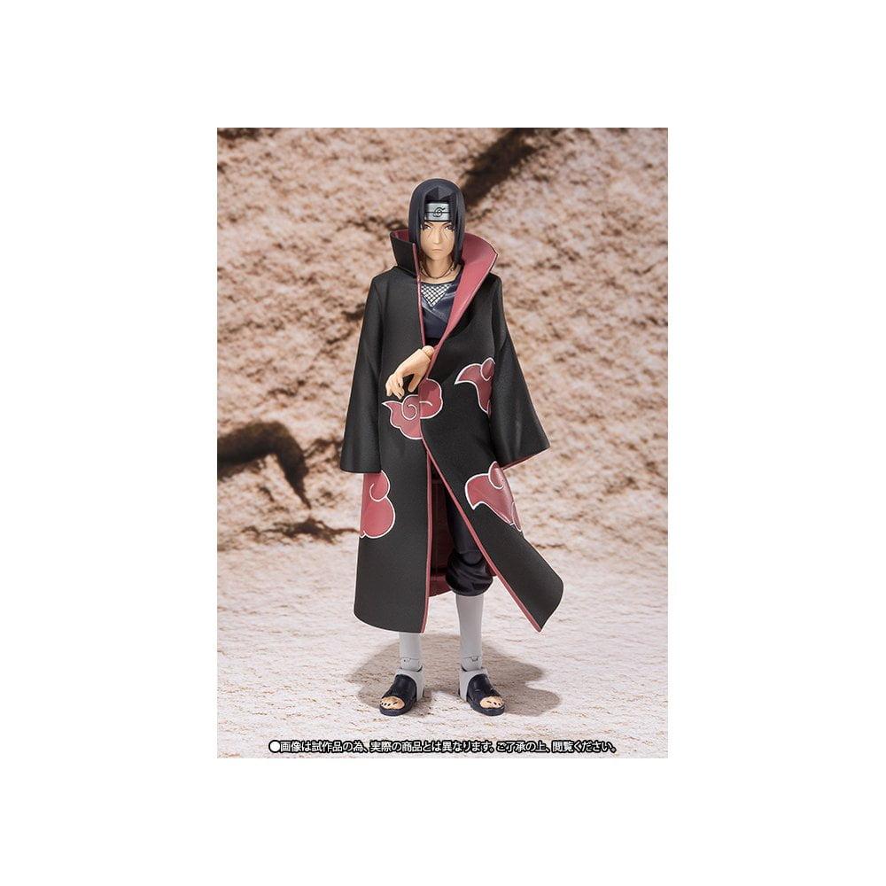 Naruto Shippuden - Itachi Uchiha - S.H. Figuarts