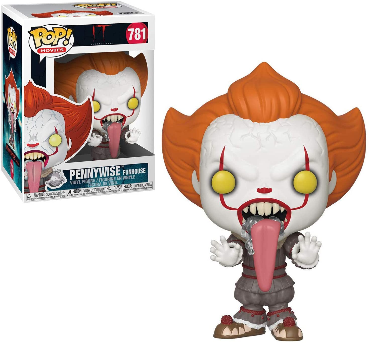 It Chapter 2 - Pennywise Funhouse 781 Funko Pop