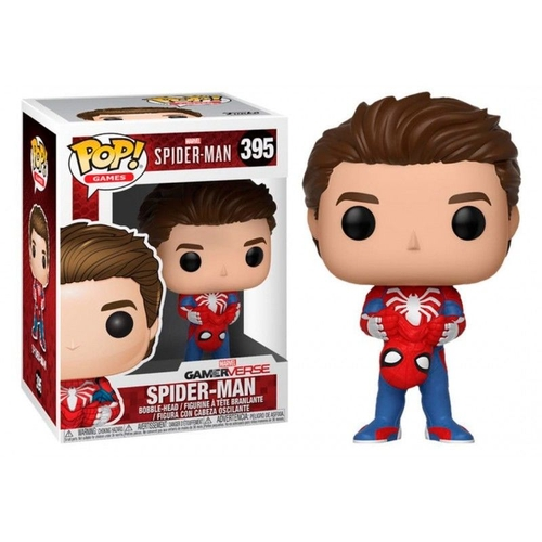 Marvel - Spider-Man Gamerverse (Homem-Aranha) 395 Funko Pop