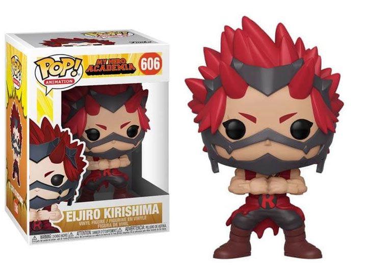 My Hero Academia - Eijiro Kirishima 606 Funko Pop