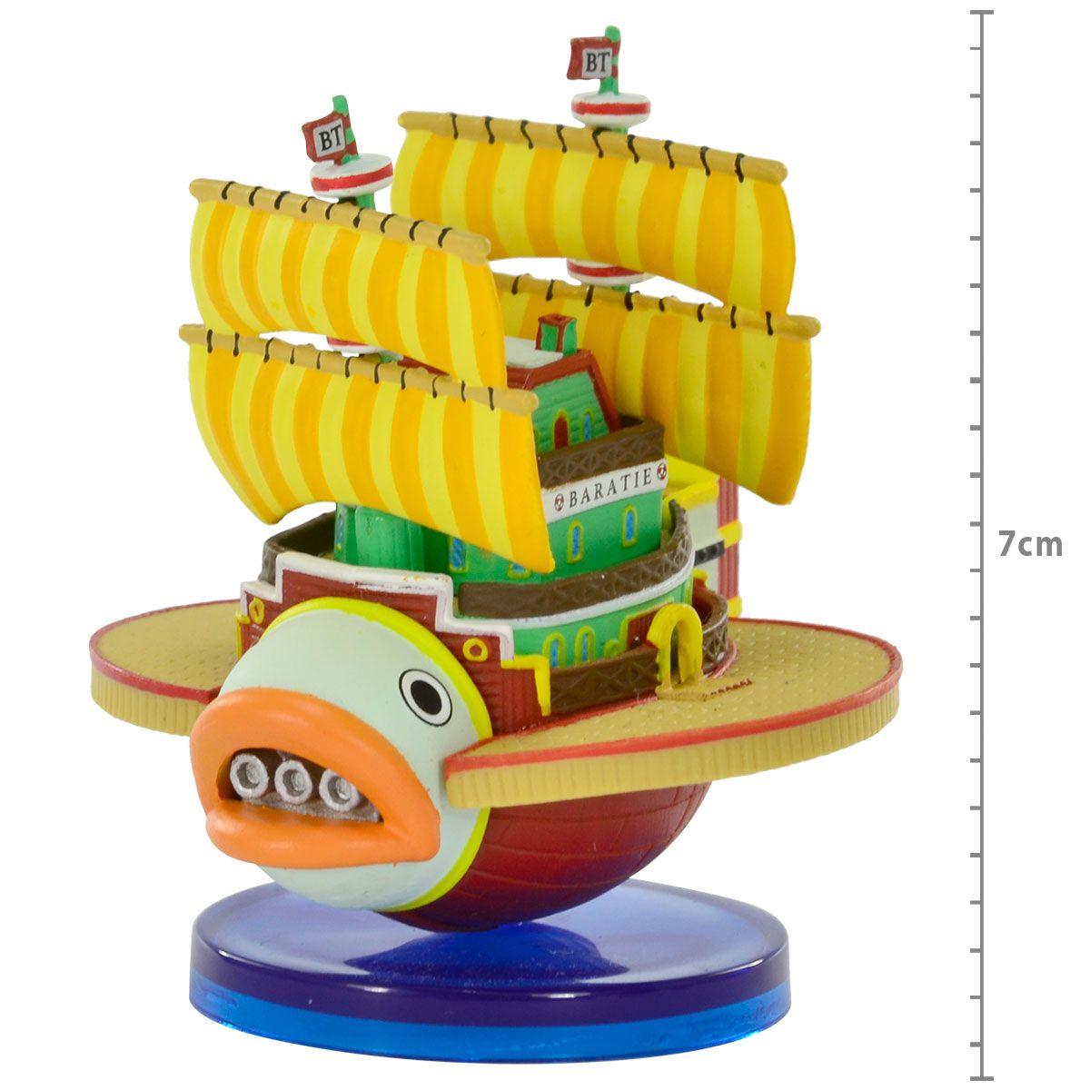 One Piece - Baratie - World Collectible Figure WCF - Sanji History - Banpresto