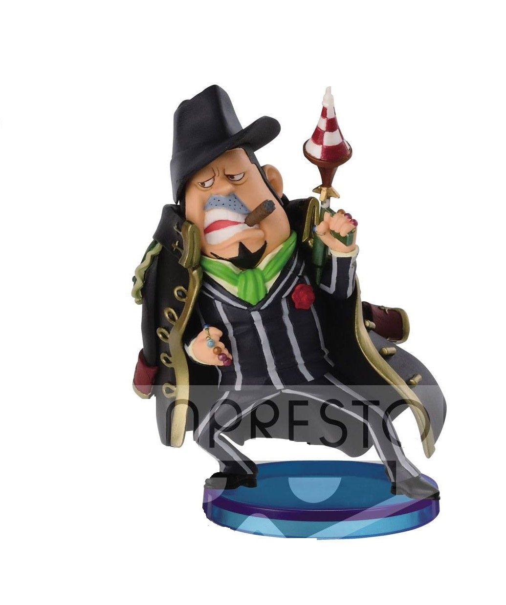 One Piece - Capone Bege - Whole Cake Island World Collectable Figure WCF - Banpresto