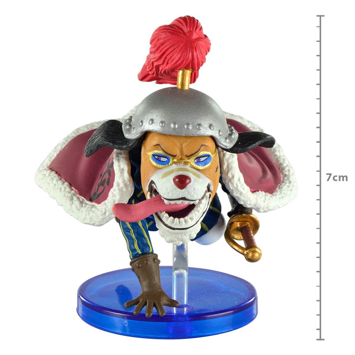 One Piece - Duque Inuarashi - World Collectible Figure WCF - Oriental Zodiac - Banpresto
