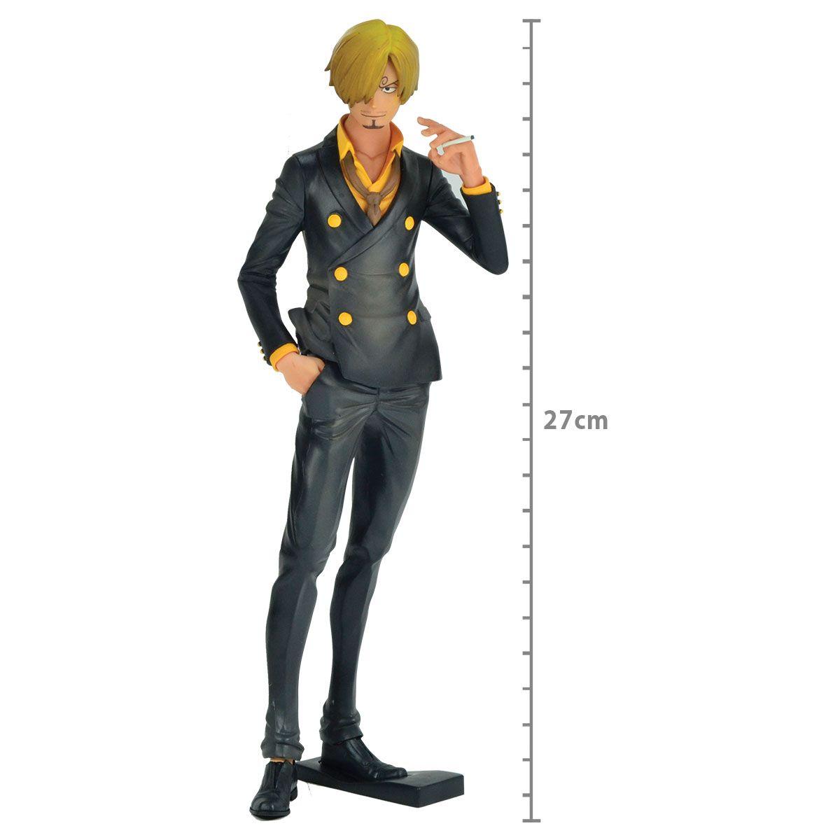 One Piece - Vinsmoke Sanji - Grandista - The Grandline Men - Bandai Banpresto