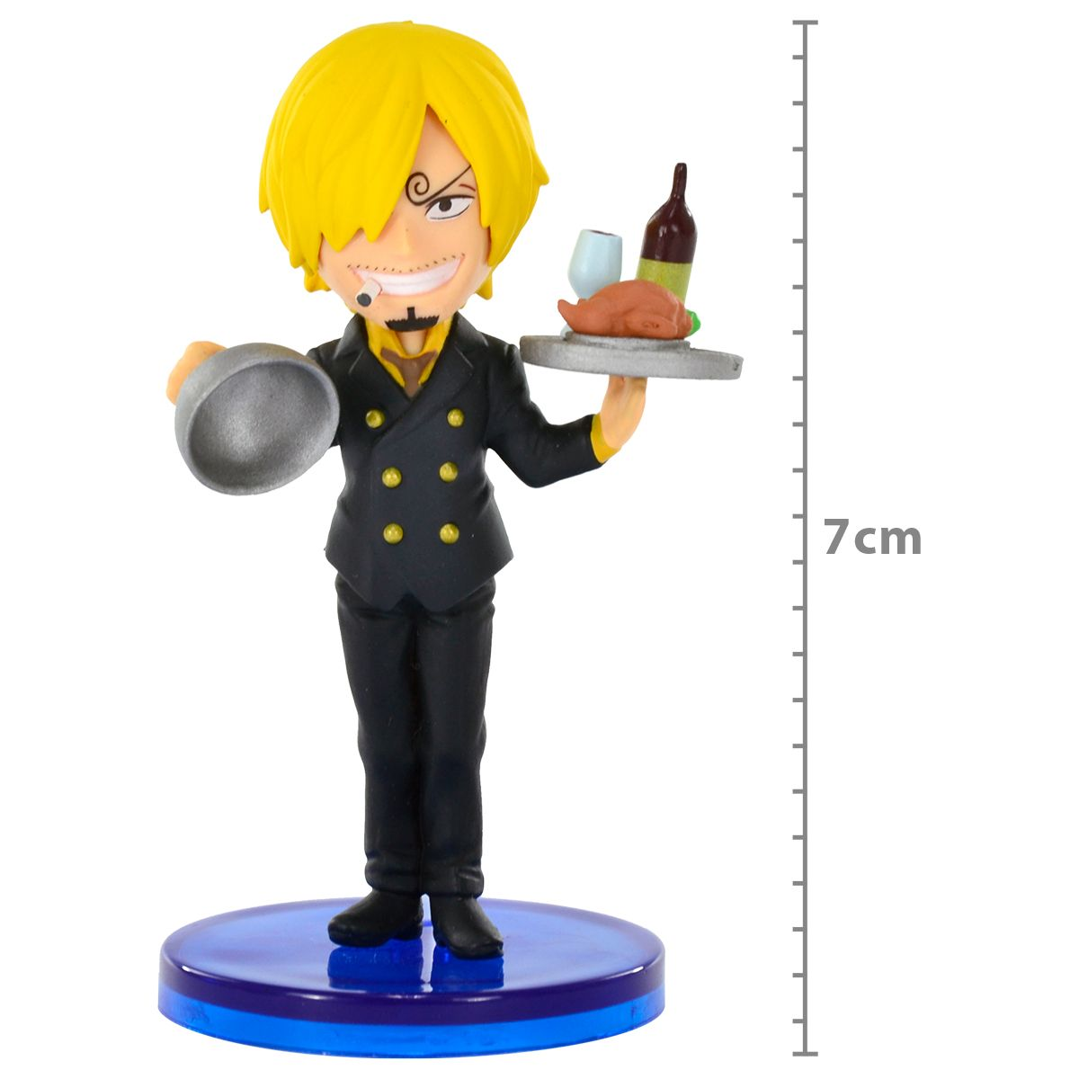 One Piece - Vinsmoke Sanji - World Collectible Figure WCF - Sanji History - Banpresto