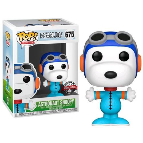 Peanuts - Astronaut Snoopy #675 Funko Pop