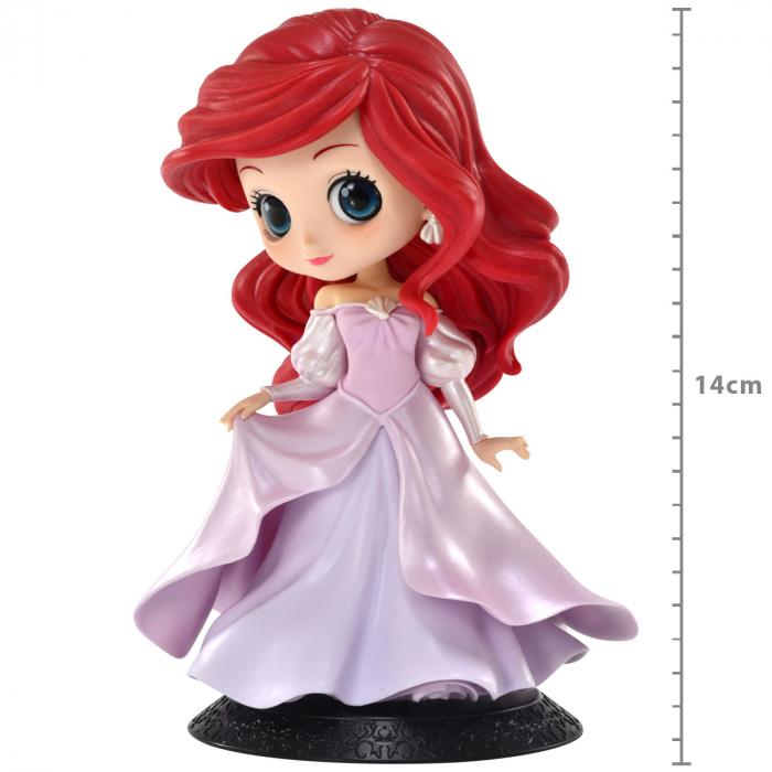 Q Posket Ariel Princess Dress Banpresto - Disney Characters