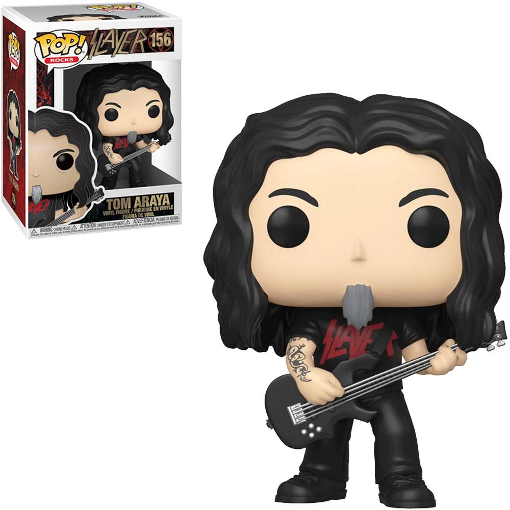 Slayer - Tom Araya 156 Funko Pop Rocks