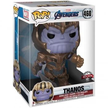 Funko Pop Thanos 460 Vingadores Ultimato 10 pol 26 cm