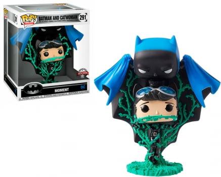 Funko Pop Batman And Catwoman 291 DC Heroes