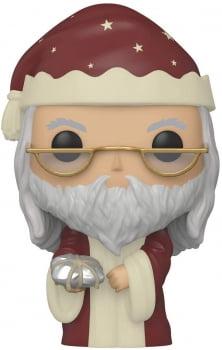 Funko Pop Dumbledore Holiday 125 Harry Potter