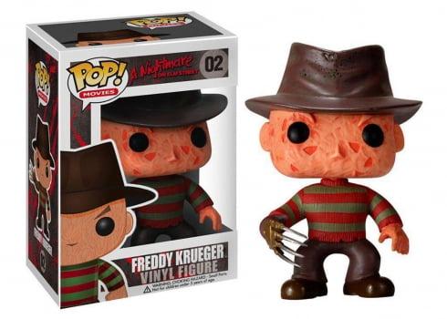 Funko Pop Freddy Krueger 02 - A Hora do Pesadelo