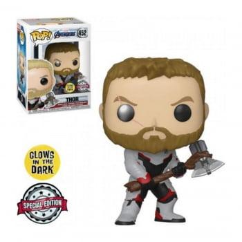 Funko Pop Thor 452 Vingadores Ultimato GITD