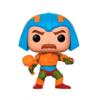 Funko Pop Mentor Man-At-Arms 538 Masters of the Universe